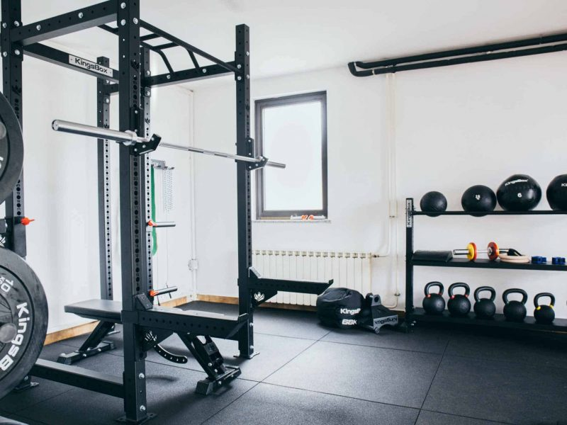Tips For Building Your Own Gym With Homemade Tools